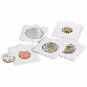 étuis cartonnés monnaies