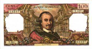 100 Francs Corneille