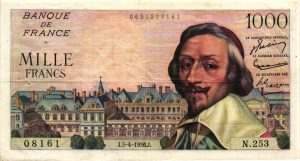 1000 Francs Richelieu