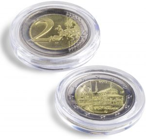 Capsules monnaies 2 euro