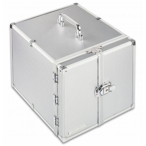 Valisette box monnaies pour 10 médailliers