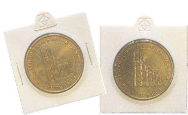 Étuis cartons pour médailles souvenir