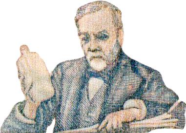 1000 Francs Cérès et Mercure avec Pasteur