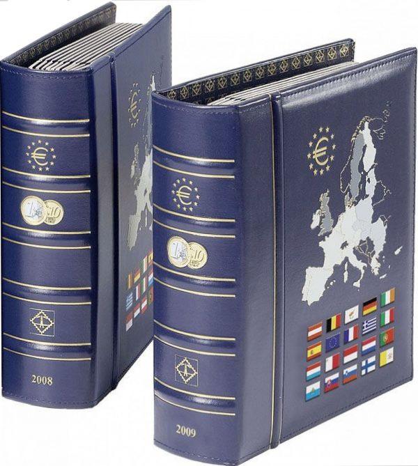 Album annuel pour Euros