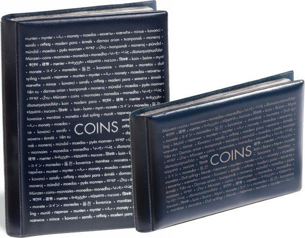 Album de poche numismatique