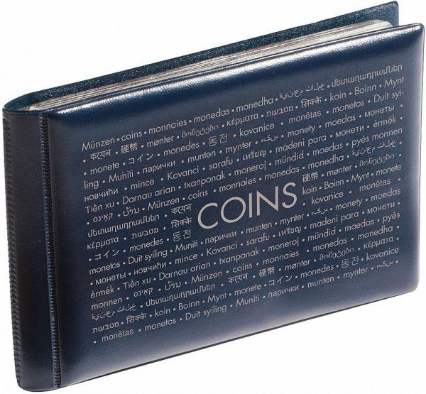 Album de poche numismatique pour 48 monnaies