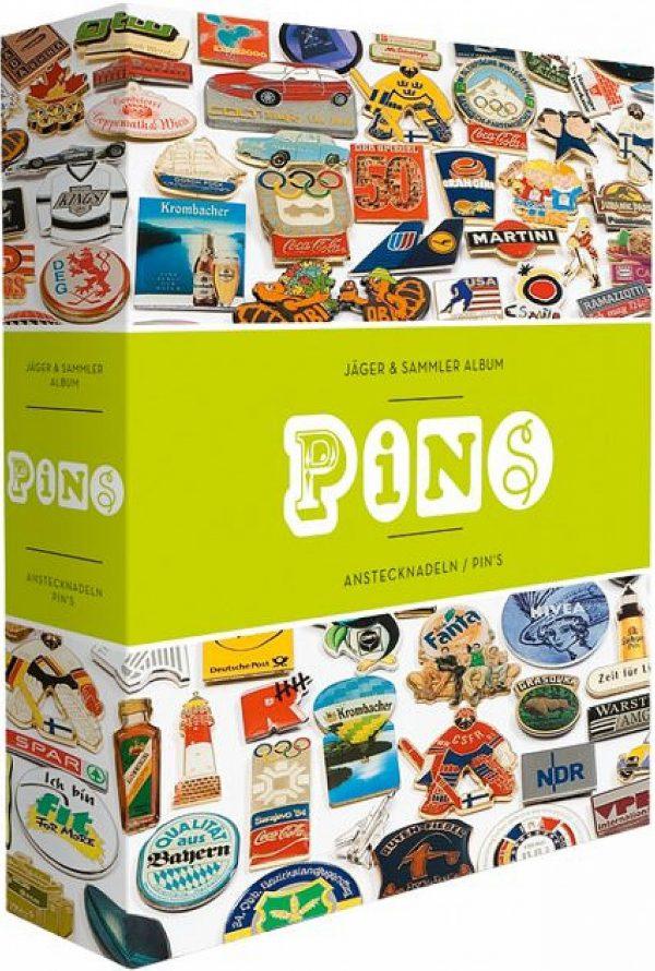 Album pour PIN'S