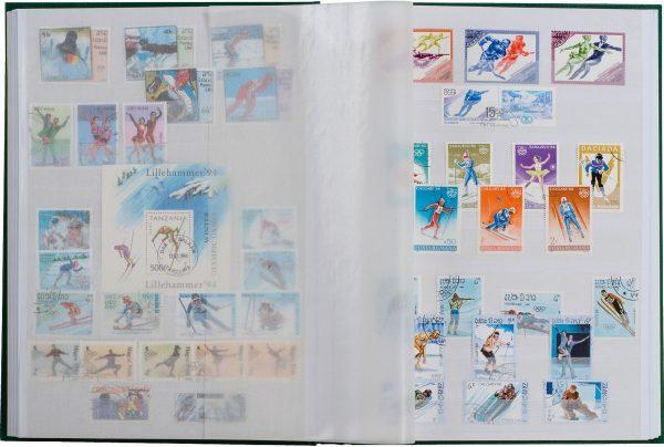 Album pour timbres
