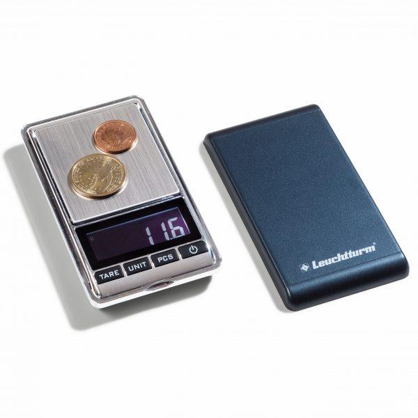 Balance numismatique