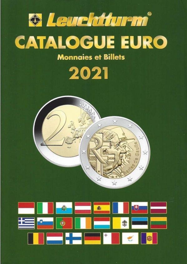 Catalogue Euro monnaies et Billets 2021
