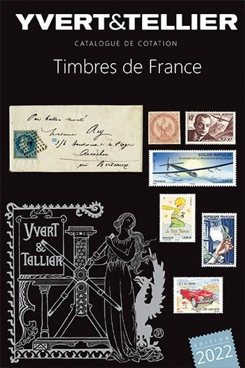 Catalogue timbres de France