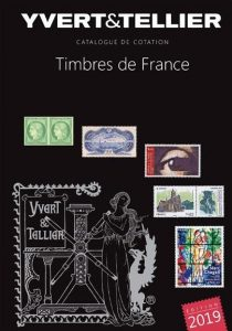 Catalogue timbres de France