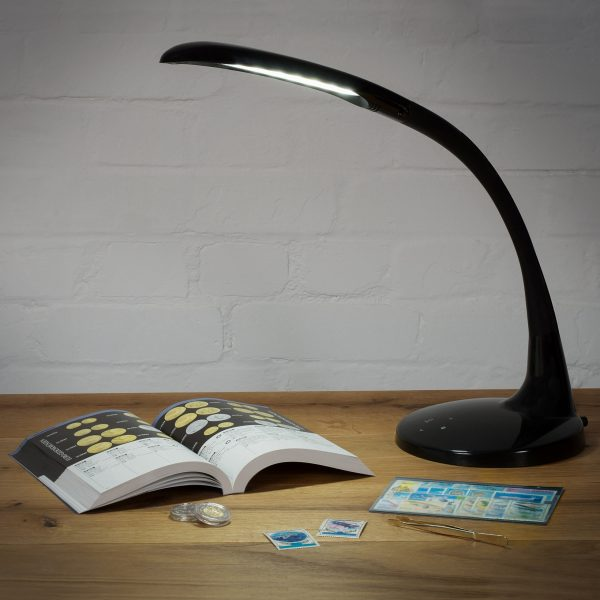 Lampe de bureau pour collectionneur