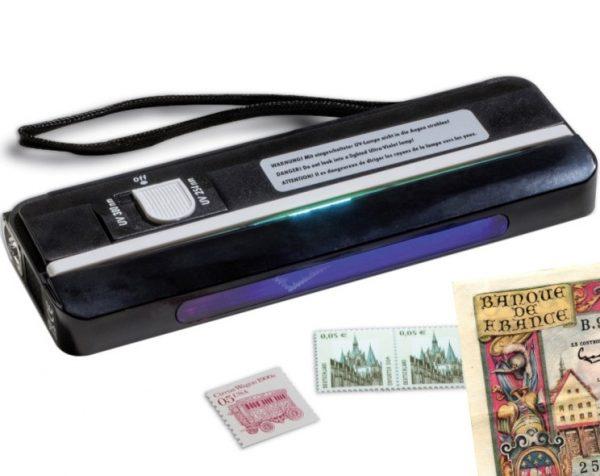 Lampe ultraviolets pour collectionneur