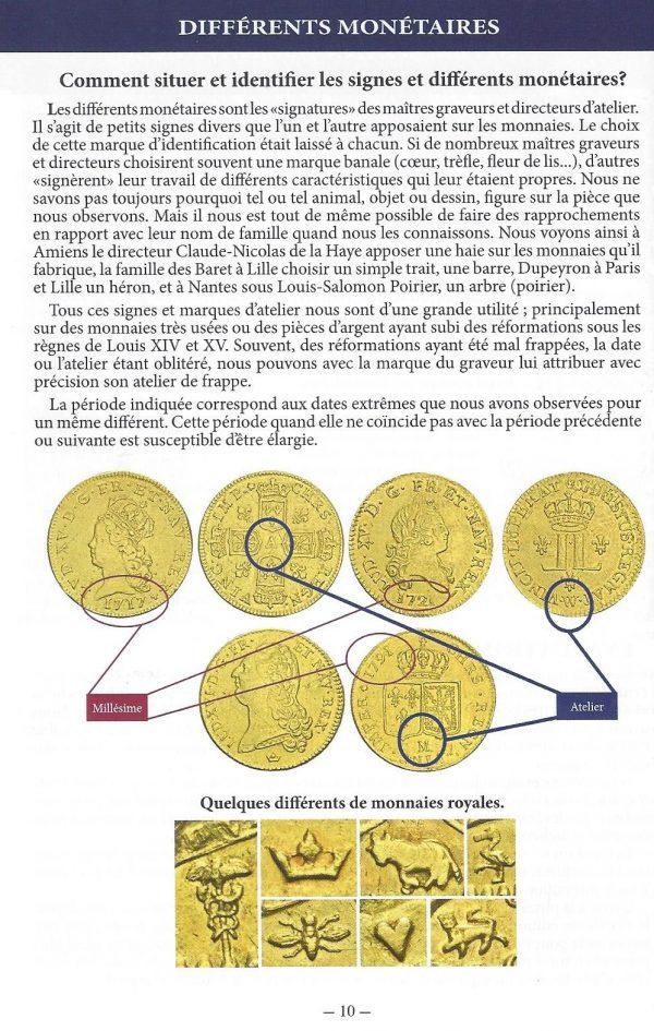 Monnaies Royales Françaises GADOURY
