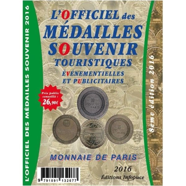 Officiel des Médailles Souvenir