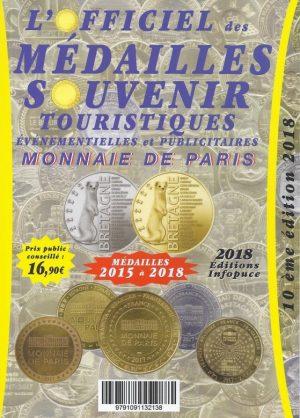 Officiel des médailles souvenir additif