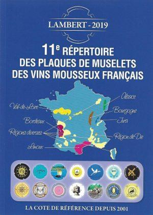 Répertoire des plaques de muselets des vins mousseux français