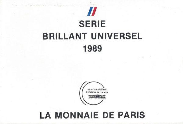 Série Brillant Universel 1989