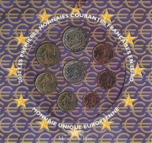Série Brillant Universel euro 2002