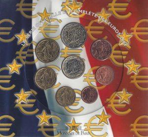 Série Brillant Universel euro 2004