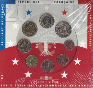Série Brillant Universel euro 2010