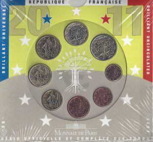 Série Brillant Universel euro 2011