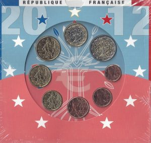 Série Brillant Universel euro 2012
