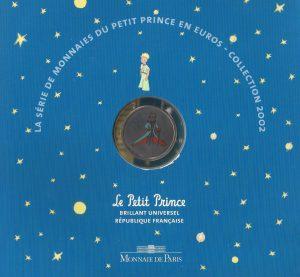 Série Brillant Universel euro Petit Prince 2002