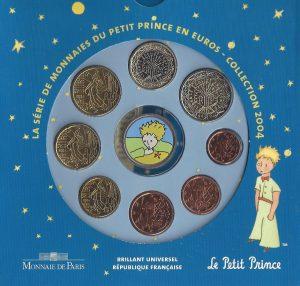Série Brillant Universel euro Petit Prince 2004