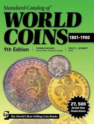 World Coins 1801-1900, la cote des monnaies du monde