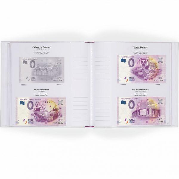 Album imprimé pour billets euro souvenir tome 2