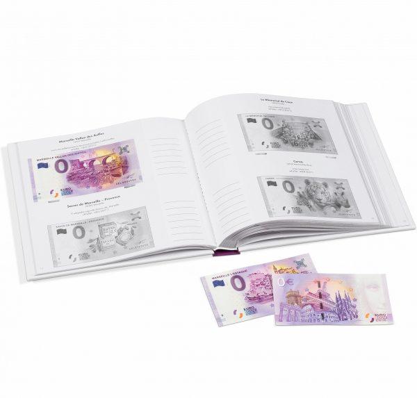 Album imprimé pour billets euro souvenir tome 3