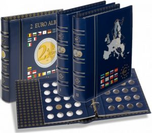album numismatique euro