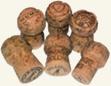 bouchon de capsules champagne