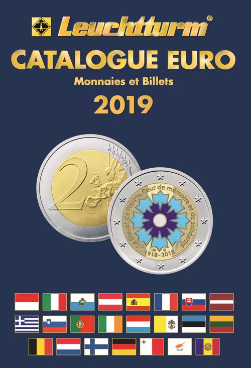 Catalogue euro monnaies et billets