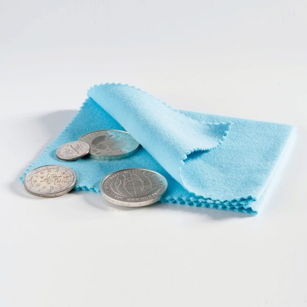 Chiffon de nettoyage monnaies
