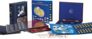 matériel de collection pour monnaies