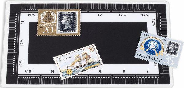 Odontomètre pour timbres
