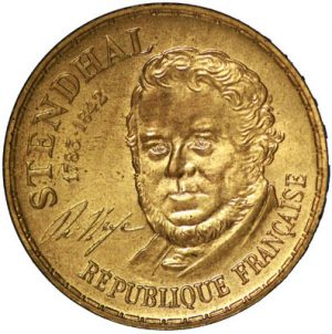 10 Francs Stendhal ESSAI 1983