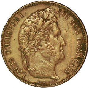 5 Francs Louis-Philippe I ESSAI module 1832