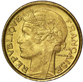 50 Centimes Morlon ESSAI 1931