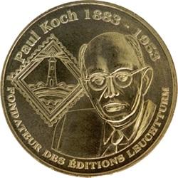 Médaille souvenir LEUCHTTURM