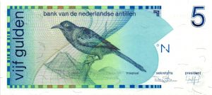 billet de collection ANTILLES NÉERLANDAISES