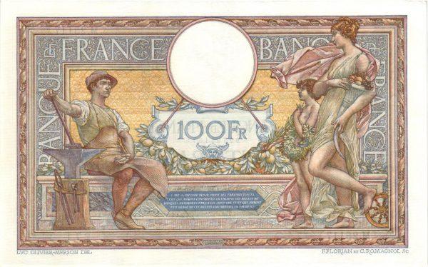 100 Francs Merson