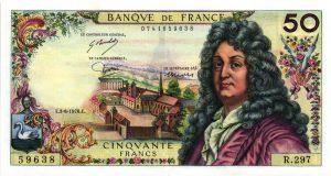 50 Francs Racines