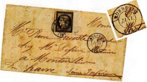 1 janvier 1849 - 20 centimes Cérès