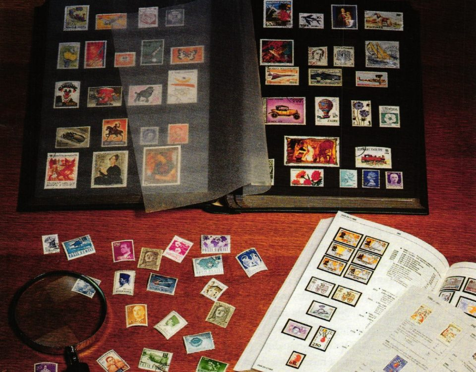 Comment collectionner les timbres