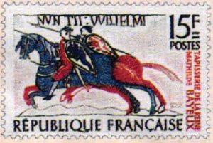 Type de timbres - L'Histoire