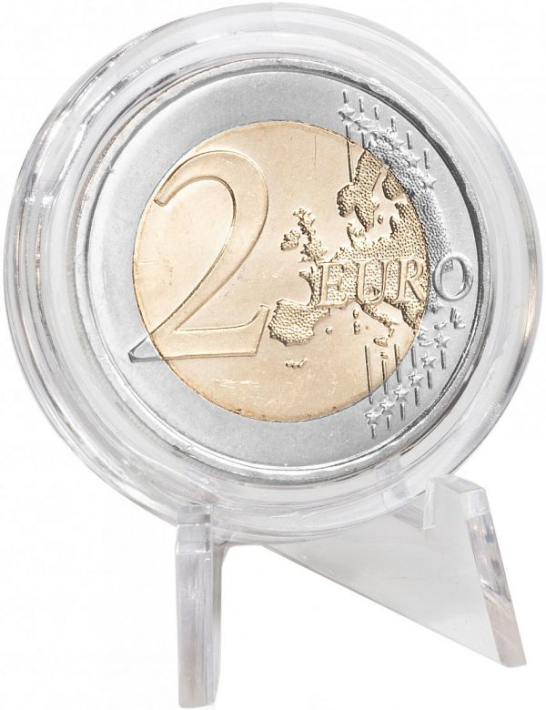 Socles pour pièces de monnaies sous capsules